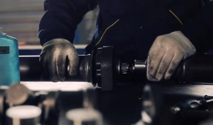 Изменение конструкции и узлов карданного валав «КарданТехСервис»