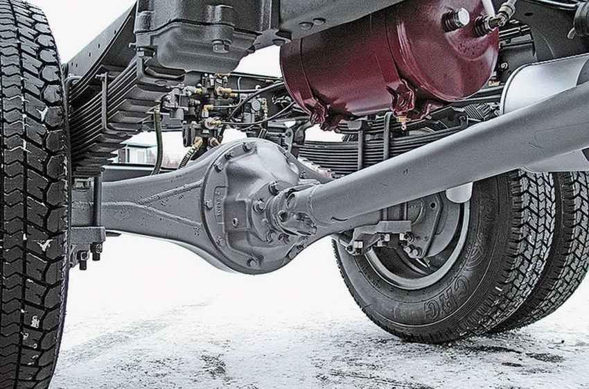 Важной особенностью нашей работы, является переделка кардана, подбор альтернативных вариантов и изменение конструкции узлов карданного вала