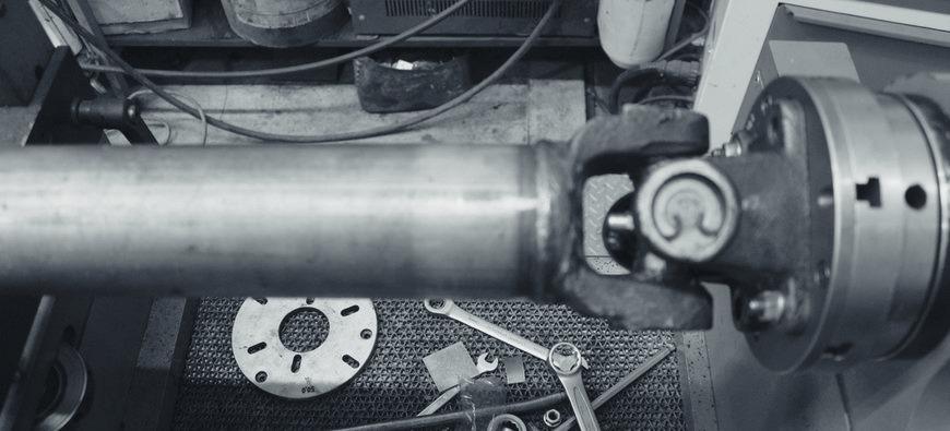 Замена трубы карданного вала в «КарданТехСервис»