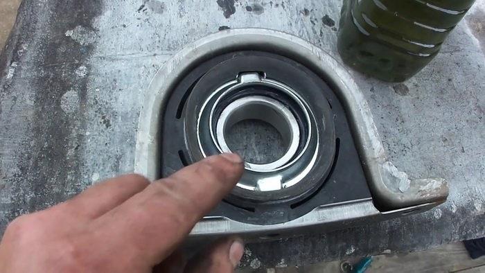 Ремонт и замена подвесного подшипника карданного вала в «КарданТехСервис»